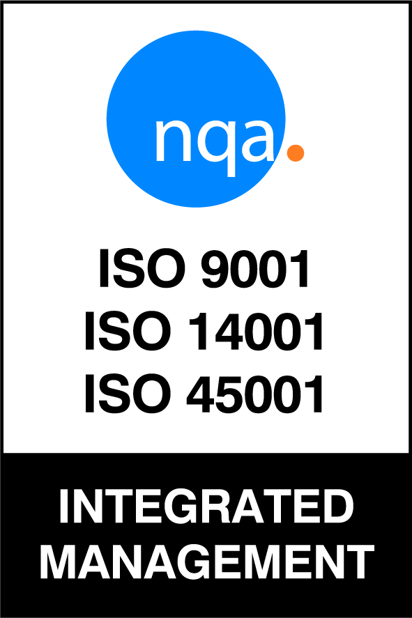 ISO Certifed